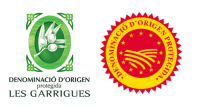 Logotip DOP Les Garrigues